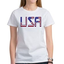 USA Letters Tee