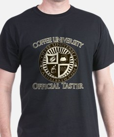 Official Coffee Taster T-Shirt