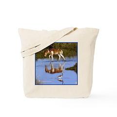 Chincoteague Pony Tote Bag