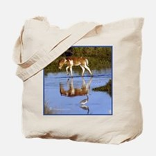 Chincoteague Pony Tote Bag