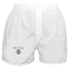 Queen Isabel Boxer Shorts