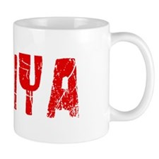 Taniya Faded (Red) Mug