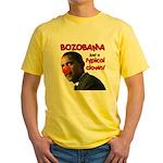 Bozobama Yellow T-Shirt