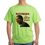 Bozobama Green T-Shirt