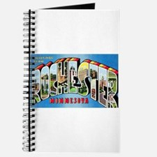 Rochester Minnesota Greetings Journal