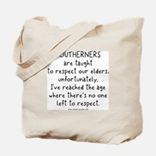 Southern Respect Tote Bag