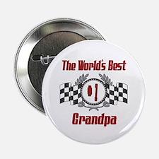 "Racing Grandpa 2.25"" Button (100 pack)"