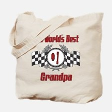 Racing Grandpa Tote Bag