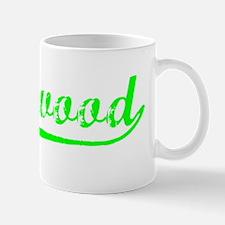Vintage Kirkwood (Green) Mug