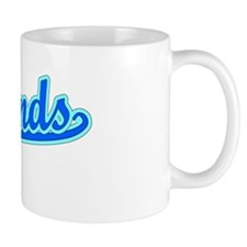 Retro Redlands (Blue) Mug