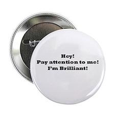 """Brilliant 2.25"""" Button (10 pack)"""