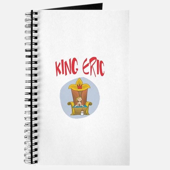 King Eric Journal