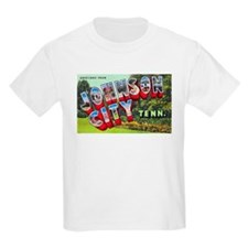 Johnson City Tennessee (Front) T-Shirt