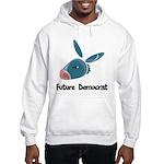 Future Democrat Hooded Sweatshirt