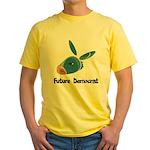 Future Democrat Yellow T-Shirt