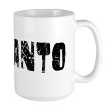 Adelanto Faded (Black) Mug