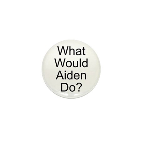 Aiden Mini Button (10 pack)