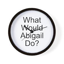 Abigail Wall Clock