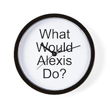 Alexis Wall Clock