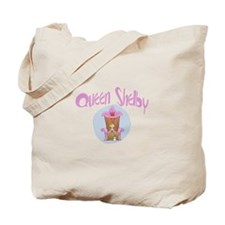 Queen Shelby Tote Bag