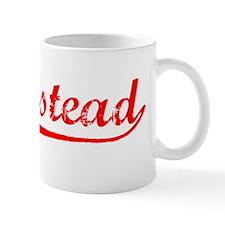 Vintage Homestead (Red) Mug