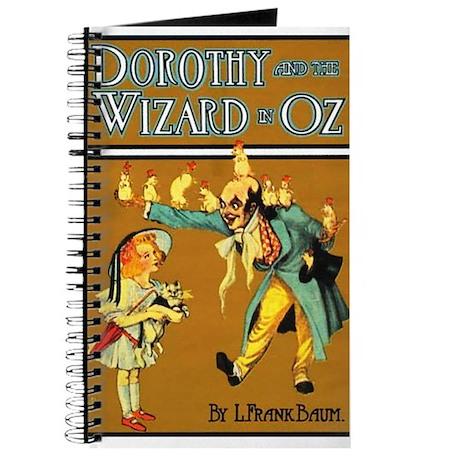 Dorthy / Wizard Journal