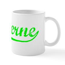Vintage La Verne (Green) Mug