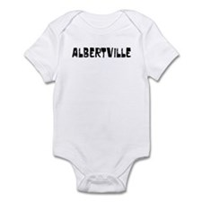 Albertville Faded (Black) Infant Bodysuit