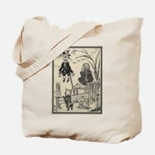 Dorthy & Scarecrow Tote Bag