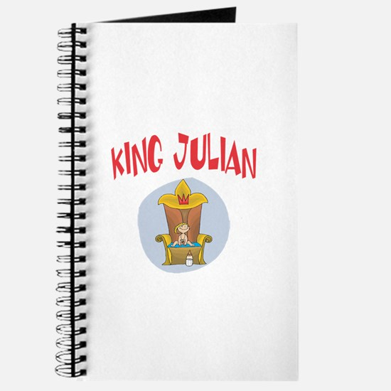 King Julian Journal