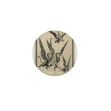 Flying Monkeys Mini Button (10 pack)