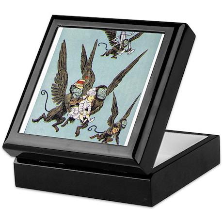 Flying Color Keepsake Box