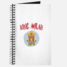 King Micah Journal
