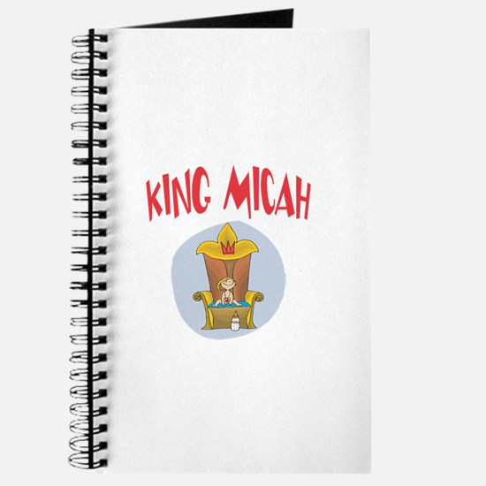King Micah Journal