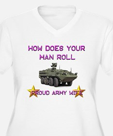 How does your man roll? T-Shirt