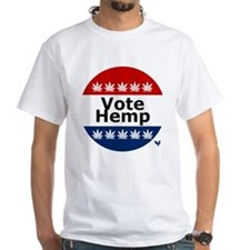 Vote Hemp Shirt