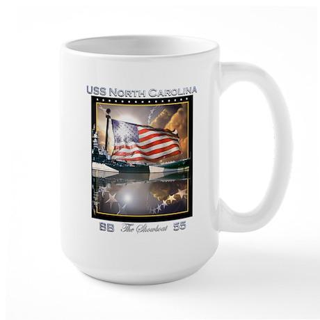 Battleship Large Mug