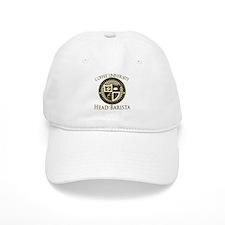 Head Barista Baseball Cap