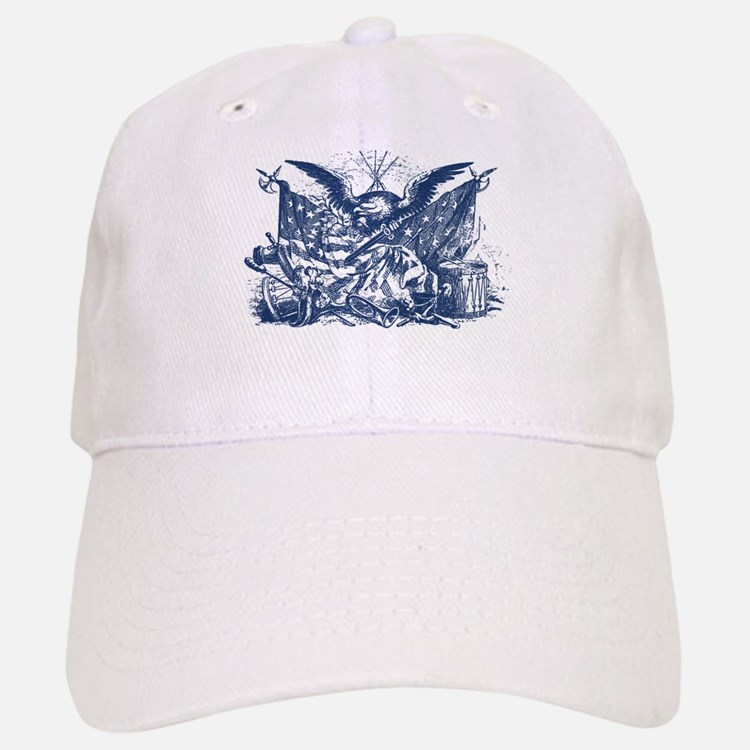 Historical Illustration I Baseball Baseball Cap