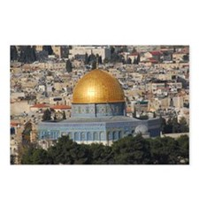 Dome of the Rock Postcards (Package of 8)