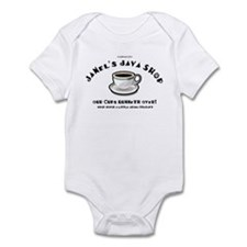 Janel's Java Shop Infant Creeper