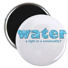 Water: A right or a commodity 2.25