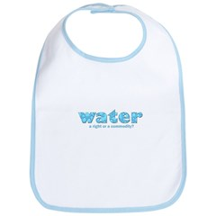 Water: A right or a commodity Bib