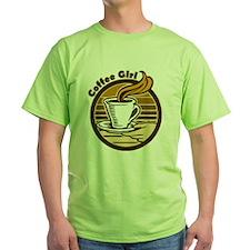 Coffee Girl T-Shirt