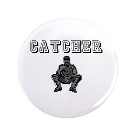 """Catcher 3.5"""" Button"""
