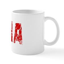 Tiana Faded (Red) Mug