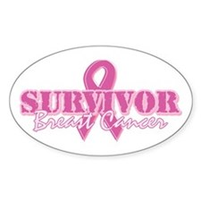 Survivor Breast Cancer Decal
