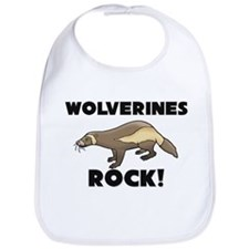 Wolverines Rock! Bib