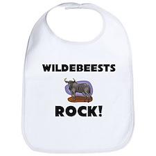 Wildebeests Rock! Bib