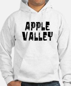 Apple Valley Faded (Black) Hoodie